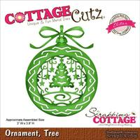 Лезвие CottageCutz - Tree Ornament