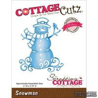 Лезвие CottageCutz - Snowman