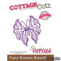 Лезвие CottageCutz - Fancy Victorian Butterfly