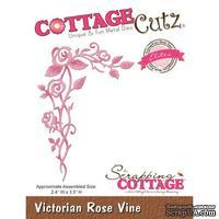 Лезвие CottageCutz - Victorian Rose Vine