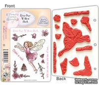 Набор штампов от Crafter's Companion - Flower Fairy EZMount Stamp Set - Rosebay Willowherb