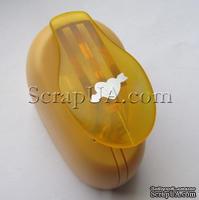 Фигурный дырокол Чарівна Мить - Сердце со стрелой, размер 1 см