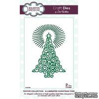 Лезвие Sue Wilson -Festive Collection - Illuminated Christmas Tree