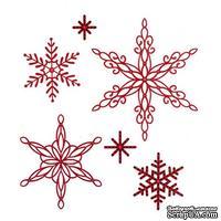 Лезвие Sue Wilson Dies - Snowflakes