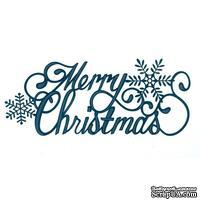 Лезвие Sue Wilson Dies - Merry Christmas