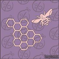 "Чипборд. Набор ""Пчелка"", cb-308"