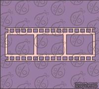 """Чипборд. Набор рамок """"Кинокадр"""" №2, cb-340"""
