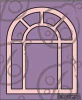 Чипборд. Окно №3. Маленькое, cb-167