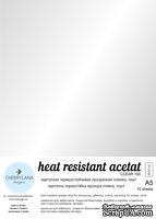 Термоустойчивая ацетатная пленка, набор 10 листов А5, BA001A5