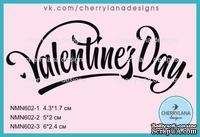 """Штамп """"Valentines Day"""" NMN602 NMN602-1, 4.3x1.7см - ScrapUA.com"""