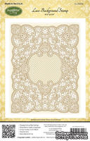 Штамп от JustRite - Lace Background Stamp