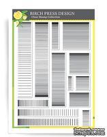 Штампы от Memory Box - Line Fade