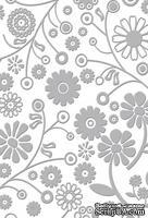 Папка для тиснения Cart-Us Bouquet, Serenity Collection