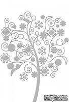 Папка для тиснения Cart-Us Far Away Tree, Serenity Collection