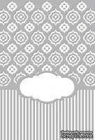 Папка для тиснения - Dandiya, Romantique Collection от Couture Creations