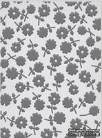 Папка для тиснения Couture Creations Crazy Daisy, Fine Designs Collection