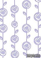 Папка для тиснения Couture CreationsFudge, Fresh and Fun Collection