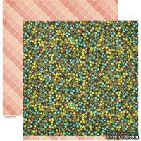 Лист скрапбумаги Crate Paper - FARMHOUSE HANDPICKED, 30х30 см, двусторонняя