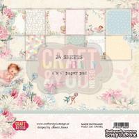 Набор скрапбумаги от Craft and You Design - Hello Baby, 15х15 см, CPB-HB15