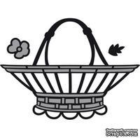 Набор лезвий Marianne Design Craftables - Flower Basket