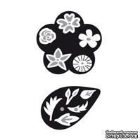 Набор лезвий Marianne Design Craftables - Bouquet