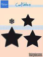 Лезвие Marianne Design Craftable Dies - Stars