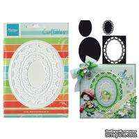 Лезвие Marianne Design Craftable Dies - Passe_partout Oval