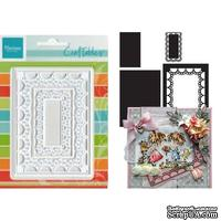 Лезвие Marianne Design Craftable Dies - Passe_partout Rectangle