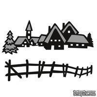 Лезвие Marianne Design - Craftable Dies - Tiny's Winter Village