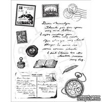 Набор акриловых штампов Marianne Design - Clear Stamps - Vintage Journey