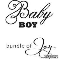 Набор акриловых штампов Marianne Design - Clear Stamps - Baby Boy