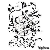 Набор акриловых штампов Marianne Design - Clear Stamps - Swirls
