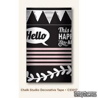Бумажный скотч My Mind's Eye - Chalk Studio, 4 штуки