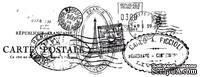 Акриловый штамп от Kaisercraft -Postmarks