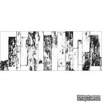 Акриловый штамп от Kaisercraft - Vintage Fence Texture