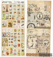 Картинки для вырезания Crafty Secrets - Mini Vintage