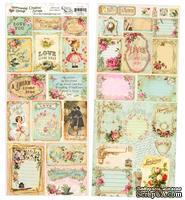 Картинки для вырезания Crafty Secrets - Love Mail
