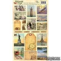 Картинки для вырезания Crafty Secrets - Adventures & Travel