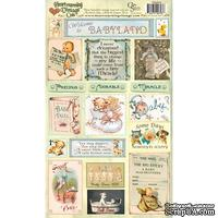 Картинки для вырезания Crafty Secrets - Babyland