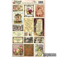 Картинки для вырезания Crafty Secrets - Friends & Flowers