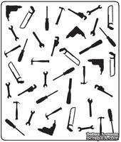 Папка для тиснения Crafts Too Embossing Folder -Tools