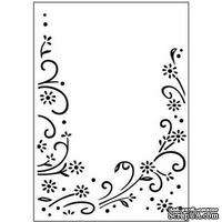Папка для тиснения Crafts Toos - Daisy Flourish