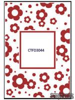 Папка для тиснения Crafts Too Embossing Folder - Flowers Frame