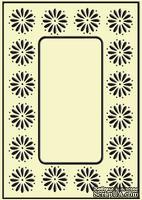 Папка для тиснения Crafts Too Embossing Folder - Daisy Frame
