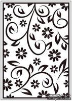 Папка для тиснения Crafts Too Embossing Folder - Floral Summer
