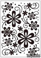 Папка для тиснения Crafts Too Embossing Folder - Daisy Delight - ScrapUA.com