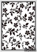 Папка для тиснения Crafts Too Embossing Folder - Garden Flowers