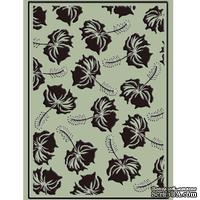 Папка для тиснения Crafts Too - Tropical Flowers