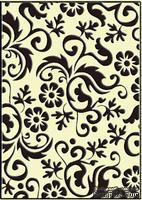 Папки для тиснения Crafts Too Embossing Folder - Flower Flourish