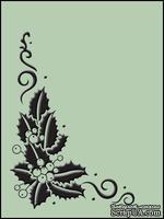 Папки для тиснения Crafts Too Embossing Folder - Holly